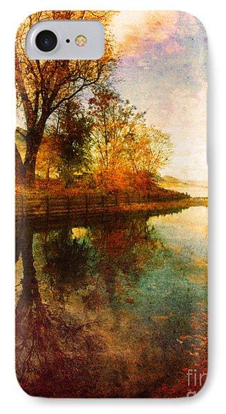 The Calm By The Creek Phone Case by Tara Turner