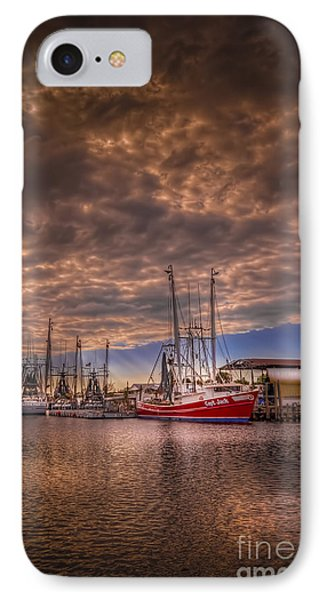 The Captain Jack IPhone Case by Marvin Spates