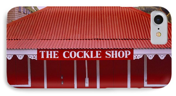 The Cockle Shop Phone Case by Shaun Higson