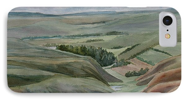 The Corrugated Plain Phone Case by Jenny Armitage
