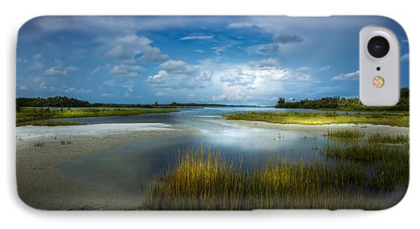 The Cove IPhone Case by Marvin Spates