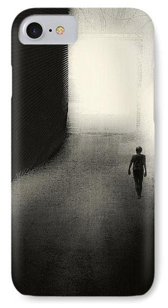 The Door IPhone Case by Melissa D Johnston