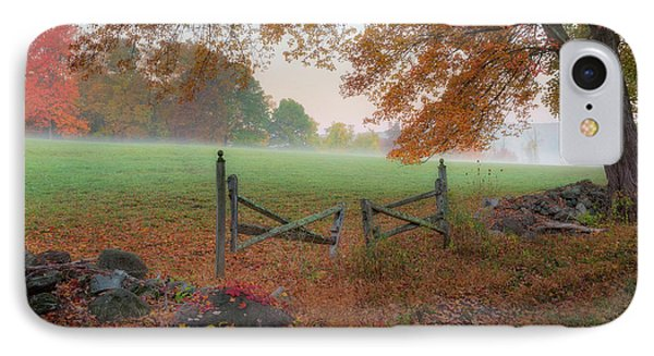 The Gate IPhone Case by Bill Wakeley