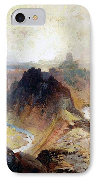 The Grand Canyo IPhone Case by Thomas Moran