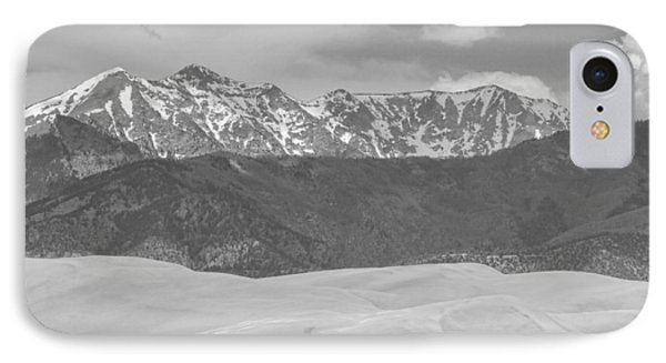The Great Colorado Sand Dunes  Phone Case by James BO  Insogna