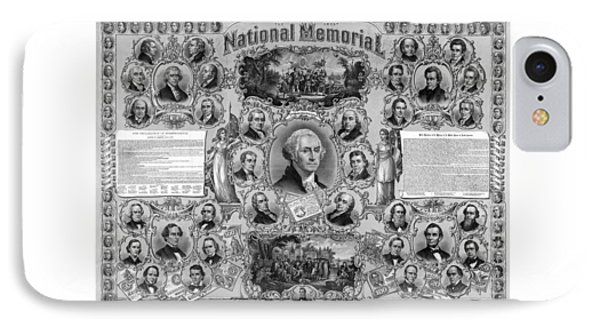 The Great National Memorial IPhone 7 Case by War Is Hell Store
