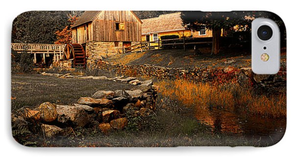 The Hammond Gristmill IPhone Case by Lourry Legarde