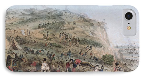 The Heights Of Alma   The Day After The Battle  IPhone Case by Joseph-Benwell Austin