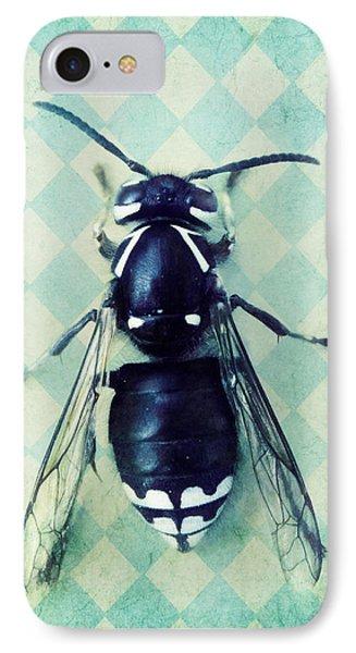The Hornet IPhone Case by Priska Wettstein