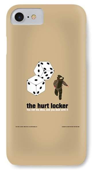 The Hurt Locker IPhone Case by Gimbri