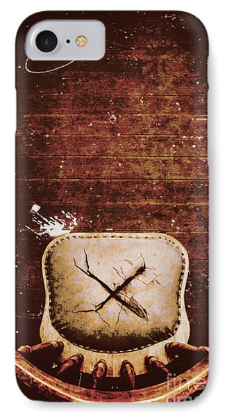 The Interrogation Room IPhone Case by Jorgo Photography - Wall Art Gallery