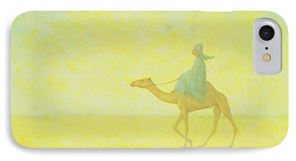 The Journey IPhone Case by Tilly Willis