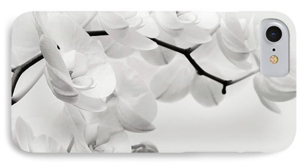 The Last Orchid IPhone Case by Wim Lanclus
