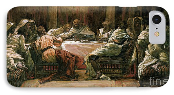 The Last Supper IPhone Case by Tissot