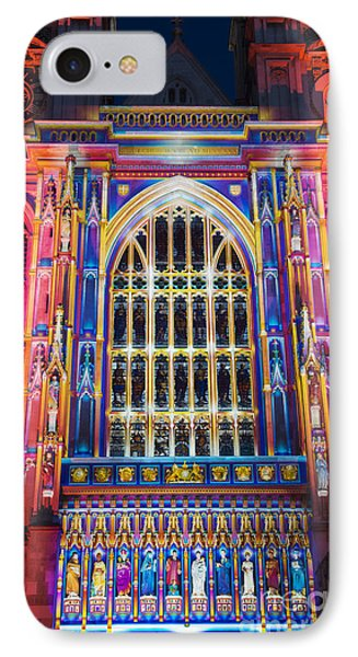 The Light Of The Spirit Westminster Abbey London IPhone Case by Tim Gainey