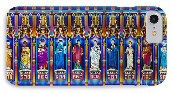 The Light Of The Spirit Westminster Abbey IPhone 7 Case by Tim Gainey