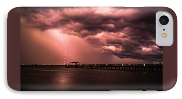 The Lightshow IPhone Case by Marvin Spates