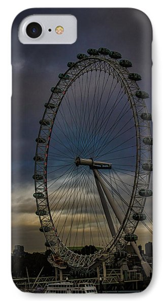 The London Eye IPhone 7 Case by Martin Newman