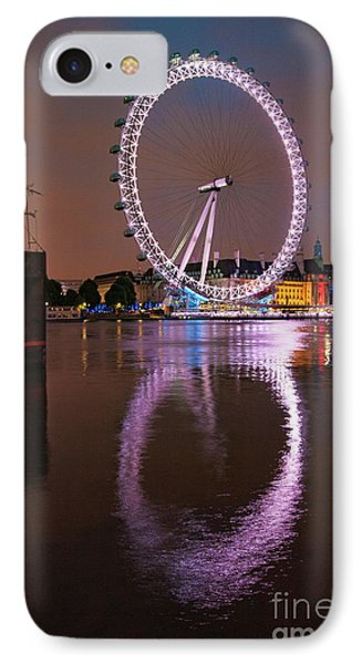 The London Eye IPhone Case by Stephen Smith