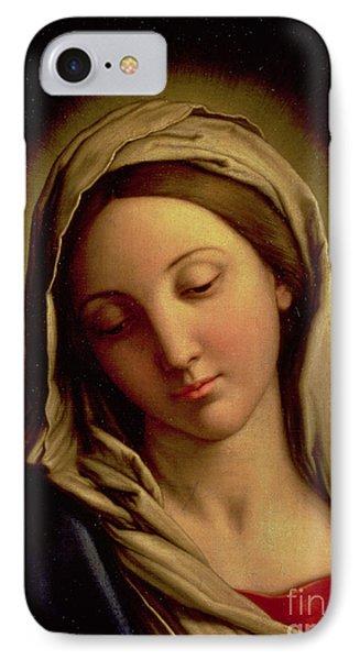 The Madonna Phone Case by Il Sassoferrato