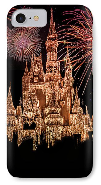 The Magical Kingdom IPhone Case by Art Spectrum