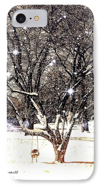 The  Magical Tree IPhone Case by MaryLee Parker