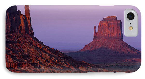 The Mittens IPhone Case by Chad Dutson