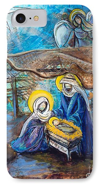 The Nativity IPhone Case by TMGand