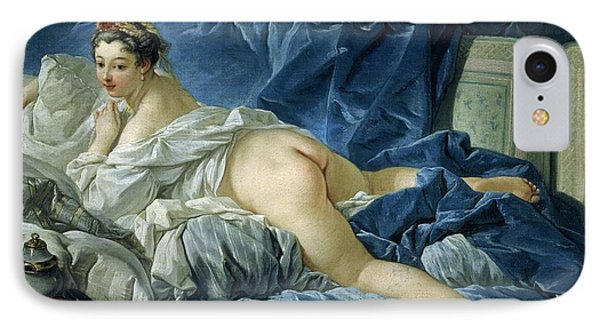 The Odalisque IPhone Case by Francois Boucher
