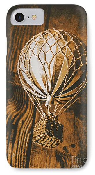 The Old Airship IPhone Case by Jorgo Photography - Wall Art Gallery