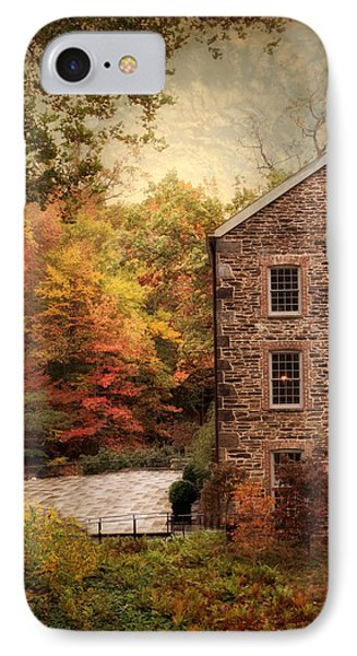 The Olde Country Mill IPhone Case by Jessica Jenney
