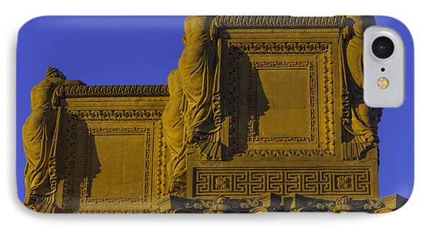 The Palace Of Fine Arts  IPhone Case by Garry Gay