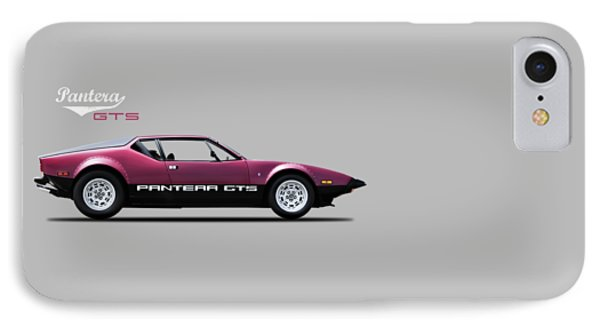 The Pantera Gts IPhone Case by Mark Rogan