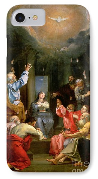 The Pentecost IPhone Case by Louis Galloche