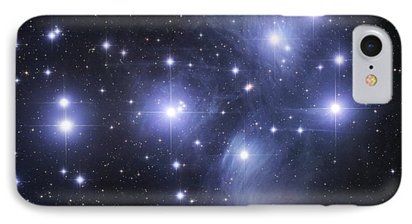 The Pleiades Phone Case by Robert Gendler