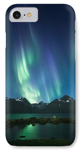 The Pond And The Fjord IPhone Case by Tor-Ivar Naess