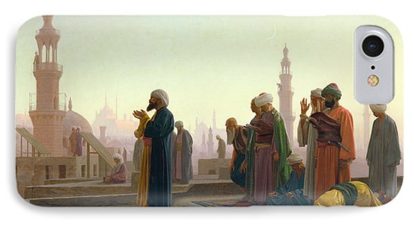 The Prayer IPhone Case by Jean Leon Gerome
