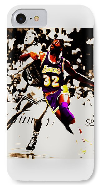 The Rebound IPhone Case by Brian Reaves