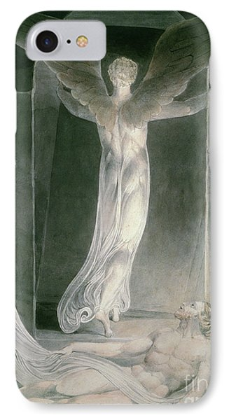 The Resurrection IPhone Case by William Blake