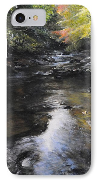 The River At Lady Bagots Phone Case by Harry Robertson