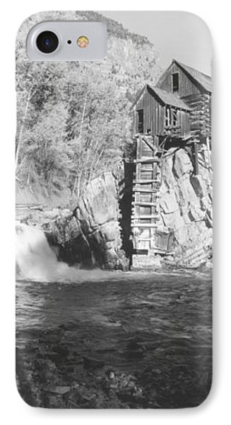 The River Mill At Crystal River Valley IPhone Case by Panoramic Images