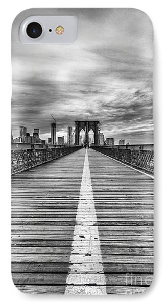 The Road To Tomorrow IPhone Case by John Farnan