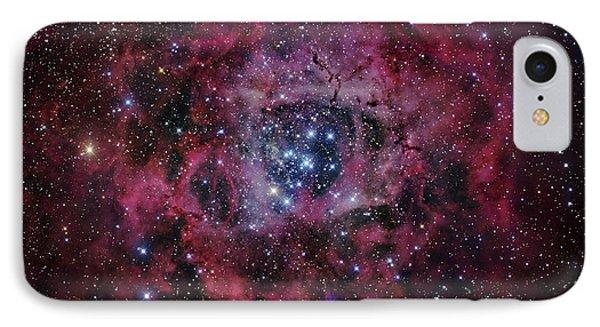 The Rosette Nebula IPhone Case by Robert Gendler