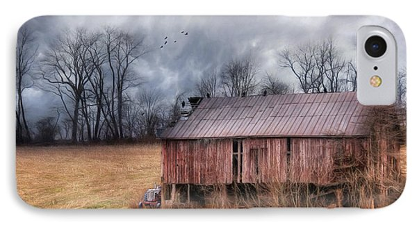The Rural Curators IPhone 7 Case by Lori Deiter