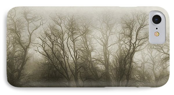 The Secrets Of The Trees IPhone Case by Scott Norris