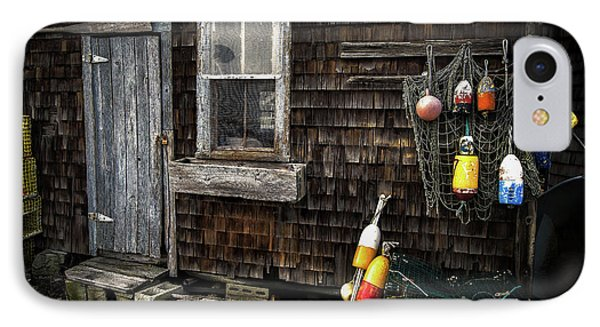 The Shack IPhone Case by Scott Thorp