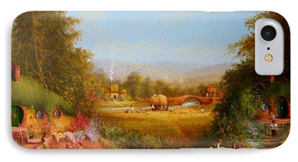 The Shire. IPhone 7 Case by Joe  Gilronan