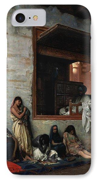 The Slave Market IPhone Case by Jean Leon Gerome