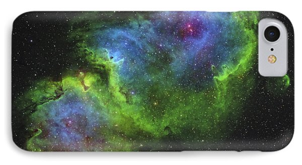 The Soul Nebula IPhone Case by Rolf Geissinger