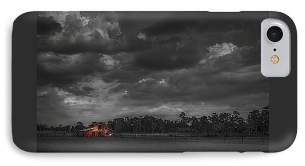 The South Forty IPhone Case by Marvin Spates